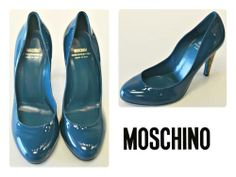 FLIP's Pick of the Day: Shoes by Moschino (6.5)!Stop by to see our great selection of shoes, plus many more items, today & only ...