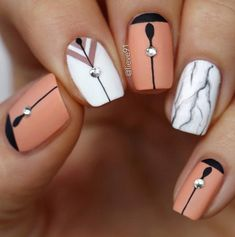 50 Top Nail Art Ideas 2018 Trends for Women