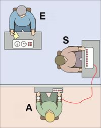 Expérience de Milgram — Wikipédia