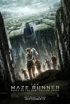 The Maze Runner Movie Posters