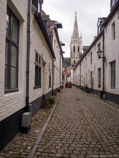 Small Beguinage of Leuven, Belgium