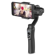 Just US$124.99 + free shipping, buy Zhiyun Smooth Q 3-axis Stabilization Gimbal online shopping at GearBest.com.