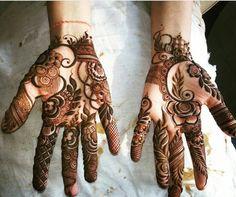 For wedding palm design Full Mehndi Designs, Khafif Mehndi Design, Latest Henna Designs, Floral Henna Designs, Simple Arabic Mehndi Designs, Stylish Mehndi Designs, Mehndi Designs For Beginners, Mehndi Designs For Girls, Mehndi Design Pictures
