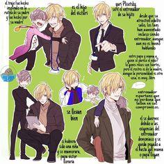 Y así me imagino al Yurio <3 (Ignoren al bello niño)