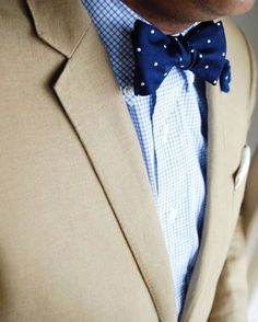 Classy! I love bow tie! #superfashionmen