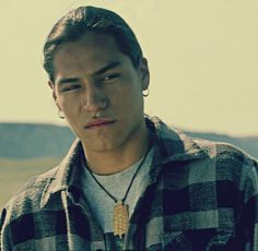 Still of Eddie Spears in the 2003 TV movie 'Dreamkeeper'