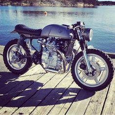 beautiful CX 550, but the wheels are not the best choice