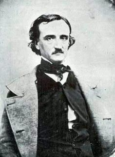 Edgar Allan Poe- a famous poet from America.