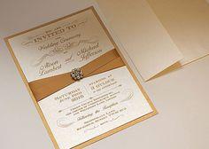 Glam & Pretty: Handcrafted Artisan Wedding Cards & Stationery by Polina Perri Design Studio