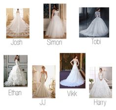 """Sidemen Wedding"" by sammieburkeee on Polyvore"