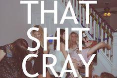 @Fiona Breslin, our motto orrrr whaaat? ;)