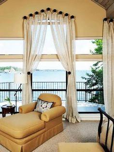 Colgadores de cortinas muy originales