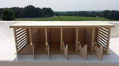 Miniature-Wooden-6-Stall-Horse-Barn
