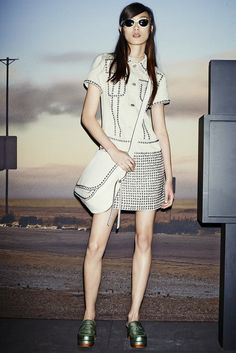 The New Coach Fashion Collection is Casual Chic for the Spring Season #premium #fashion trendhunter.com