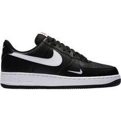 Nike Men's Air Force 1 Shoes, Black