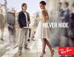 Never Hide - Ray Ban - #SOLARIS