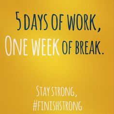 Break is almost here!  http://go.mu.edu/1mT1rhL