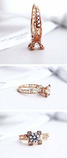New Tower Ring Style Collection