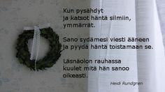Rakastuin runoon: runokuva