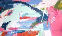Taylor O. Thomas | #Art #Writing #Visual Stories #abstraction #expressionism #lines #nashville #painting #contemporaryart #commission