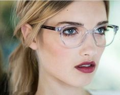2e69cd3eab Clear Glasses Frame For Women s Fashion Ideas  Transparent  Eyeglass (33