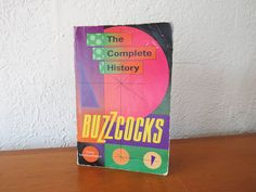 Buzzcocks The Complete History by Tony by TheDustyBookNook on Etsy