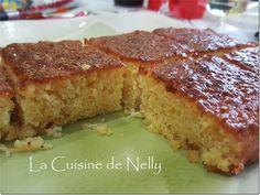 Gâteau fondant Citron et Noisette French Toast, Sandwiches, Breakfast, Desserts, Facebook, Lemon, Almonds, Molten Cake, Orange Blossom