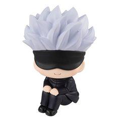 Anime Jujutsu Kaisen Figurine - Gojo Satoru in Box