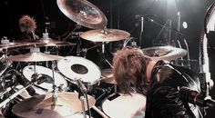 Kai(The GazettE) gif
