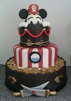 Minnie pirata