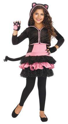 Drama Queens Black Cat Hoodie Costume, Medium Girls Halloween for sale Warm Halloween Costumes, Halloween Fancy Dress, Halloween Kids, Happy Halloween, Halloween Party, Kids Costumes Girls, Girl Costumes, Costumes For Women, Costume Ideas