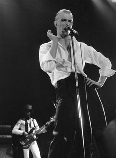 David Bowie Station to Station 1976