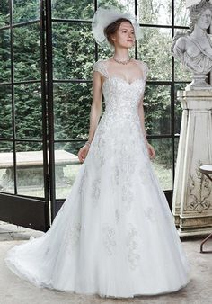 Maggie Sottero Regina Wedding Dress photo