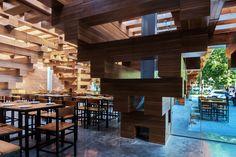 Galería - Restaurante Cheering / H&P Architects - 9