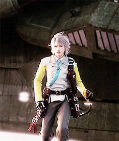 Hope Final Fantasy XIII-2