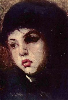 Nicolae Grigorescu Head of a Girl - The Largest Art reproductions Center In Our website. Low Wholesale Prices Great Pricing Quality Hand paintings for saleNicolae Grigorescu Famous Artists, Great Artists, Classic Paintings, Art Courses, Impressionist Paintings, High Art, Large Art, Types Of Art, Art Reproductions