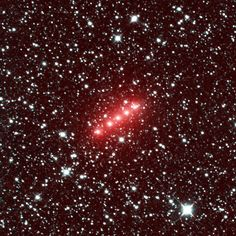 Comet C/2014 Q2 (Lovejoy) is one of more than 32 comets imaged by NASA's NEOWISE mission from December 2013 to December 2014. This image of comet Lovejoy combines a series of observations made in November 2013, when comet Lovejoy was 1.7 astronomical units from the sun. (An astronomical unit is the distance between Earth and the sun.)