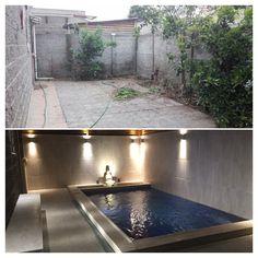 #piscinas #pool #piscinascondiseño #construcciondepiscinas #puscinasmediterraneas #piscina #piscinaschile Search Video, Chile, Bathtub, Outdoor Decor, Home Decor, Zen Style, Swimming Pool Construction, Waterfalls, Decks