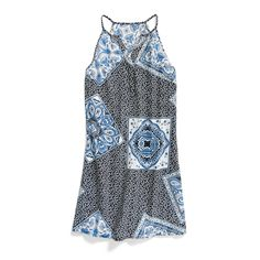 Stitch Fix Summer Styles: Printed Shift Dress