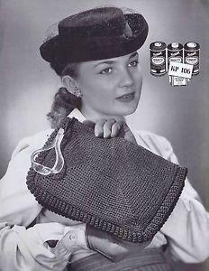 Crochet Purse Patterns | eBay