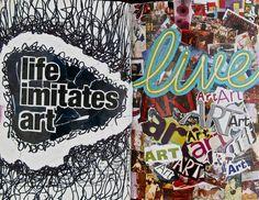 Life Imitates Art, Live Art
