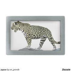 jaguar belt buckle