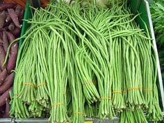 Growing, buying, cooking Chinese long bean