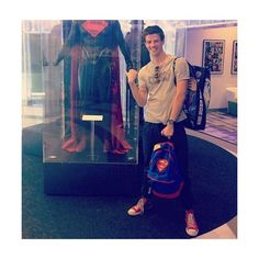 Grant! Grant Gustin ❤ liked on Polyvore featuring grant gustin, guys and photo