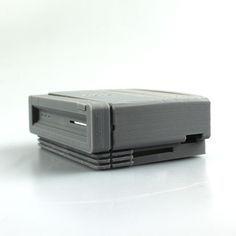 Download Raspberry Pi Amiga 3000 Case by Sami Korpela -