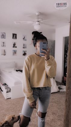 Casual School Outfits, Teenage Outfits, Cute Teen Outfits, Cute Comfy Outfits, Teen Fashion Outfits, Outfits For Teens, Trendy Outfits, Looks Vintage, Swagg