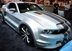 2012 Ford by Forgiato Wheels - love the satin paint...
