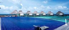 Chaaya Reef Ellaidhoo Maldives - Overwater Bungalows, Villas, and Cruises | Over-The-Water.com #maldives