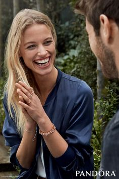 PANDORA Jewelry lets you show the world there's no one like you with over 150 rings. See the full  collection.