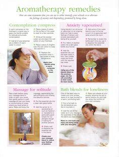 Aromatherapy remedies Http://www.psychicreadinglounge.com